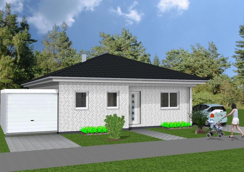 Zahren massivhaus gmbh bungalow berlin for Massivhaus berlin